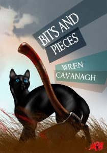 Cat Daddies series, Bits and Pieces. Cover